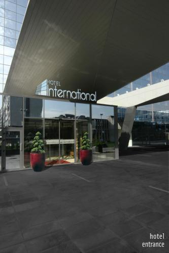 Hotel International Zagreb In Croatia
