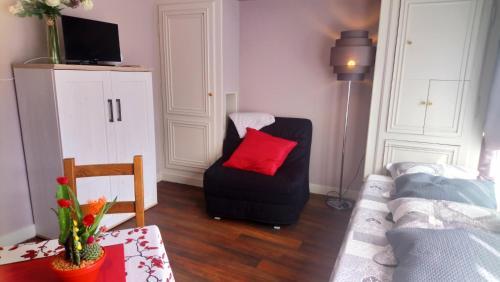 Residence Albigny Studio Vue sur Lac - Pension de famille - Annecy