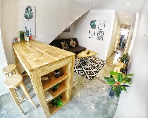 112 Granny Lodge 外婆家-Warmest home in Georgetown, Pulau Penang