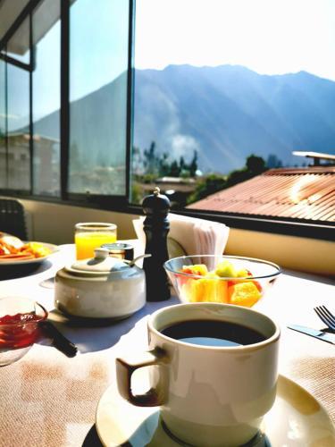 . Hotel Andes de Urubamba