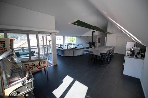 Dachgeschoss Designer-Loft Arlberg - Montafon - Apartment - Bludenz