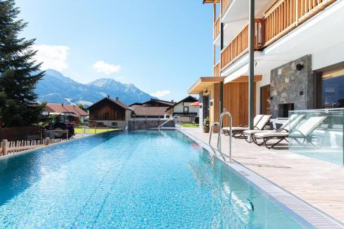 Hotel Sonnenspitze Ehrwald