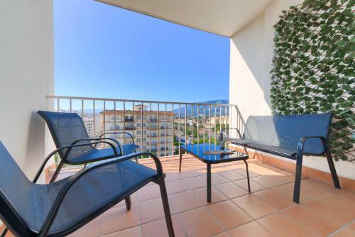 Holidays2los Boliches 3 Bed Duplex Terraza In Fuengirola