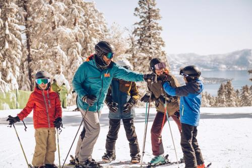 Mid-Mountain Luxury At Northstar Condo - Apartment - Kingswood Estates