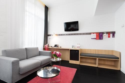 AZIMUT Hotel Tulskaya Moscow - image 13