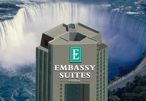 Embassy Suites by Hilton Niagara Falls/ Fallsview Foto principal