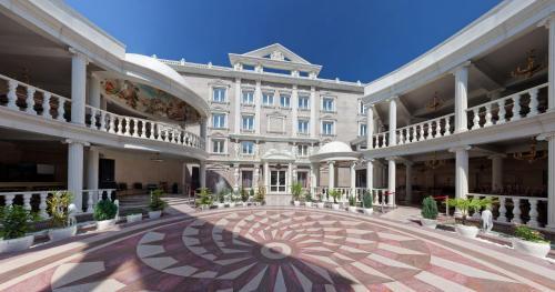 . Villa Arte Hotel 4 звезды