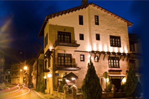 . Hagiati Anastasiou Hotel & Spa