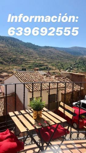 SKI & NATURE JAVALAMBRE - Apartment - Camarena de la Sierra