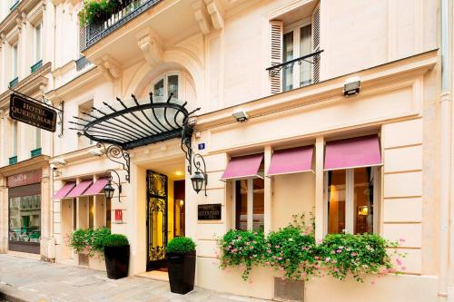 Queen Mary Opera - Hôtel - Paris