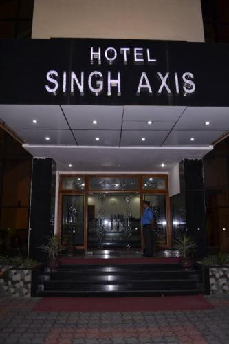 Hotel Singh Axis