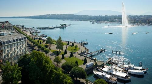 Beau-Rivage Genève - Hotel - Geneva