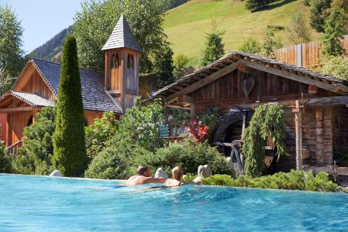 Hotel Quelle Nature SPA Resort - Santa Maddalena in Casies
