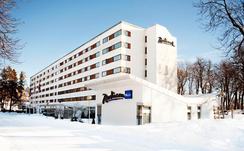 Radisson Blu Park Hotel, Oslo - Photo 3 of 72