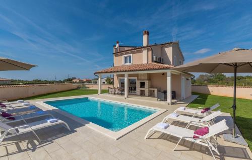 Villa Magica - Accommodation - Loborika