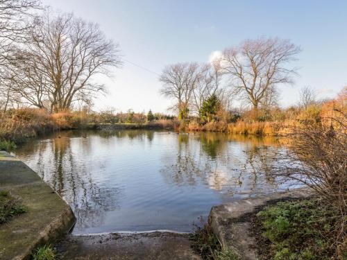Pond View At Pakefield Hall