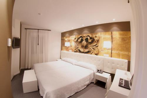 Habitación Doble - Uso individual Hotel Villa Sonsierra 9