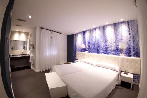 Superior Doppelzimmer - Einzelnutzung Hotel Villa Sonsierra 25