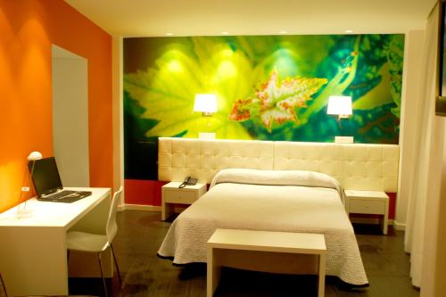 Superior Doppelzimmer - Einzelnutzung Hotel Villa Sonsierra 26
