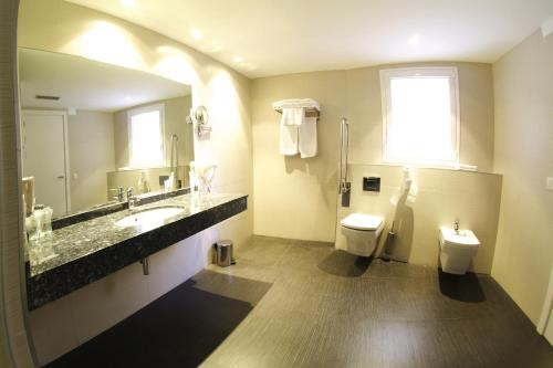 Doppelzimmer - Einzelnutzung Hotel Villa Sonsierra 19