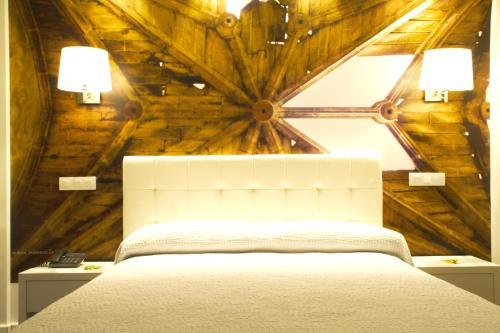 Doppelzimmer - Einzelnutzung Hotel Villa Sonsierra 21