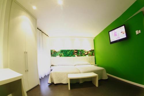 Superior Doppelzimmer - Einzelnutzung Hotel Villa Sonsierra 27