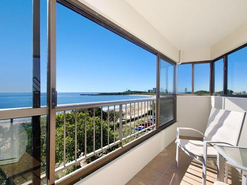 . Parkyn Place 6 - Three Bedroom Oceanview Apartment on Mooloolaba Spit