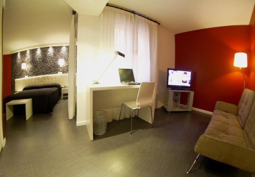 Superior Doppelzimmer - Einzelnutzung Hotel Villa Sonsierra 28