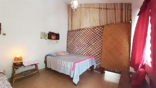 Kamar Basic Triple dengan Kamar Mandi Bersama (Basic Triple Room with Shared Bathroom)