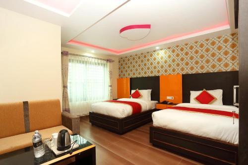Capital O 634 Lumbini Hotel Pvt.Ltd Deluxe