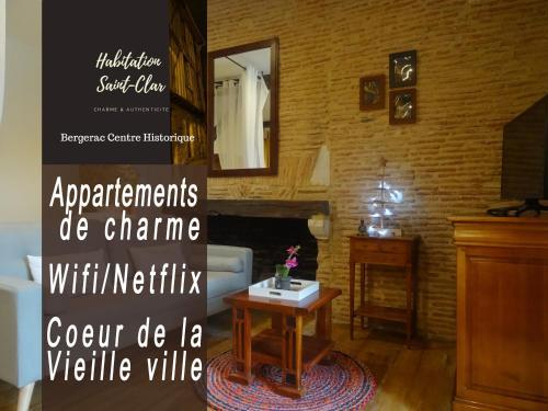 . Habitation Saint-Clar Vieille Ville