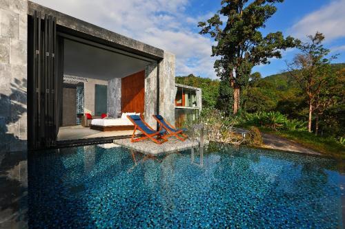 Villa Sauvage - a magic horizon of coziness Villa Sauvage - a magic horizon of coziness