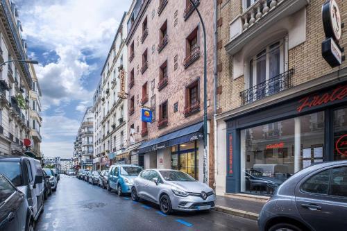 Comfort Hotel Au Firmament Asnieres-sur-Seine