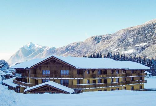 Vacancéole - Résidence Grand Massif - Accommodation - Morillon