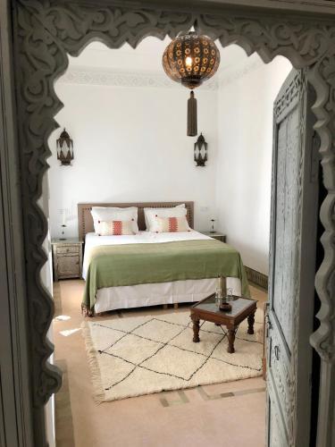Riad Hadika Maria istabas fotogrāfijas