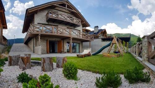 Chalet Donovalley ski resort Low Tatras - Accommodation - Donovaly