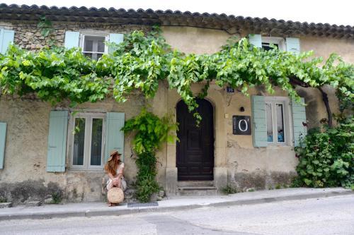 Les Maisons du O - Chambre d'hôtes - Vaison-la-Romaine