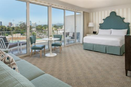 The Beverly Hilton - Beverly Hills, CA CA 90210