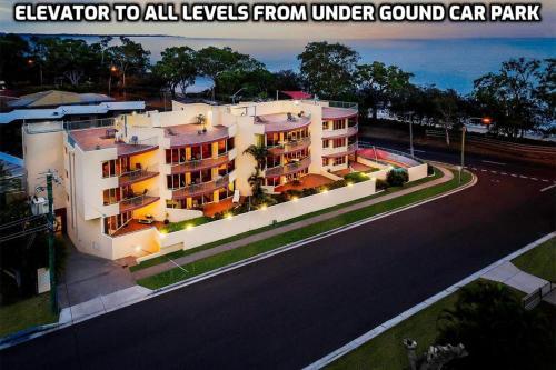 . Alexander Beachfront Apartments