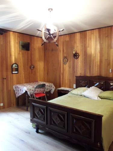 Gîte 2 grandes chambres privées louées séparément avec communs à partager - Accommodation - Beaufort