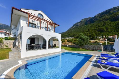 4 Bedroom Villa in Ölüdeniz - Villa Amore - Accommodation - Oludeniz