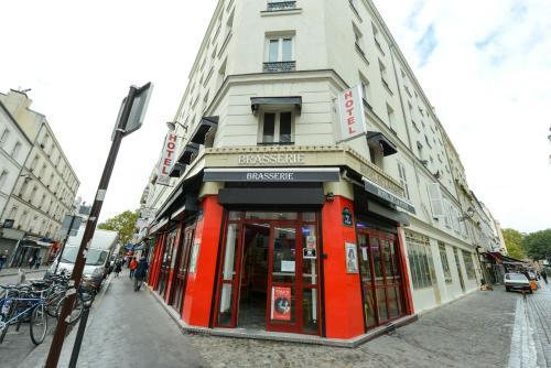 Hotel De La Poste - Hôtel - Paris