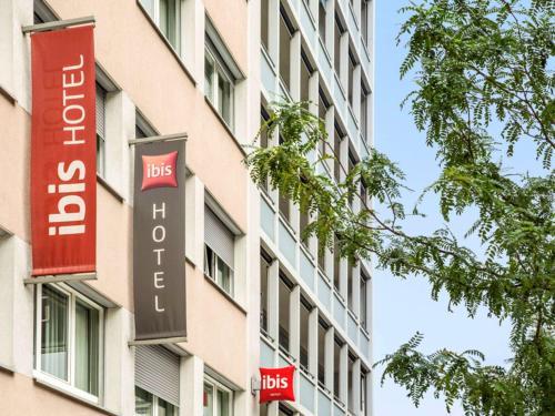 Ibis Genève Centre Gare - Hotel - Geneva