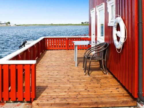 . 6 person holiday home in Brekstad