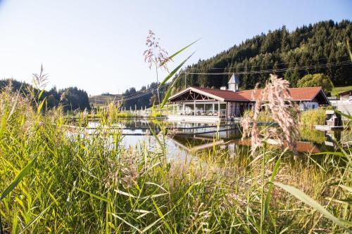 Haubers Naturresort Landhaus - Hotel - Oberstaufen