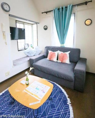 Super Budget Deal Loft Studio Apartment Easy Access to Shibuya & Shinjuku,Monthly Stay OK C-#31