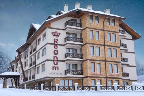 Regnum Bansko Hotel & Thermal pools in Banya Bansko