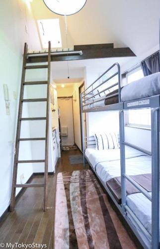Great Price Studio Loft Apt Hatsudai-Shibuya, Monthly Stays OK, TV & Wifi available! C-#36