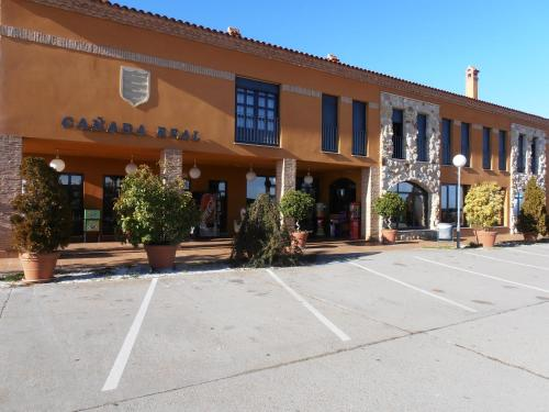 . Hotel Cañada Real