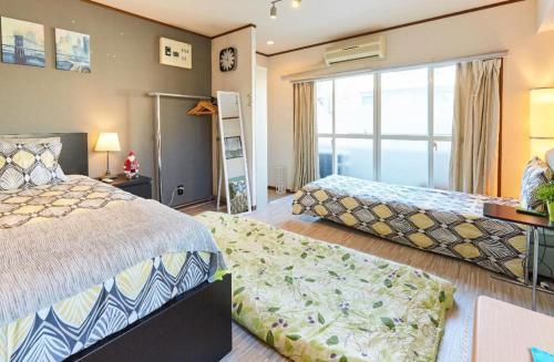 Nice, Comfortable and Spacious Vacation Studio Apartment in Central Tokyo Akasaka station A4 008 image